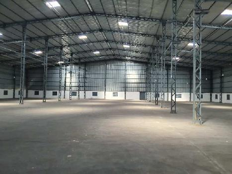 15500 Sq.ft. Factory / Industrial Building for Rent in Halol, Vadodara