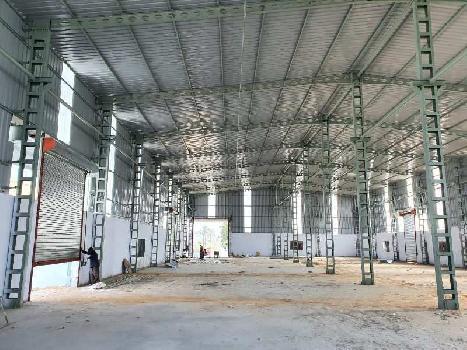 6500 Sq.ft. Factory / Industrial Building for Rent in Halol, Vadodara