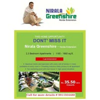 Pre launches in Greater Noida