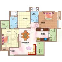 2 BHK Flat for Sale in Noida Expressway