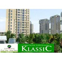 3 BHK Flat for Sale in Wish Town Klassic