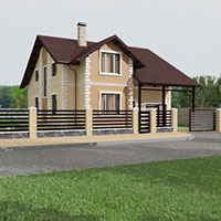 2 BHK Individual House/Home for Rent