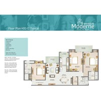 Mahagun Moderne Resale