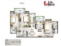3 BHK Residential Apartment for Sale in Noida