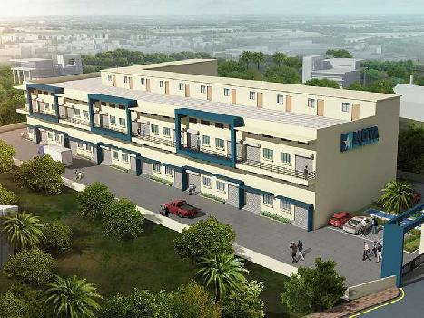 Industrial Gala Available With Running Rent at Silvassa