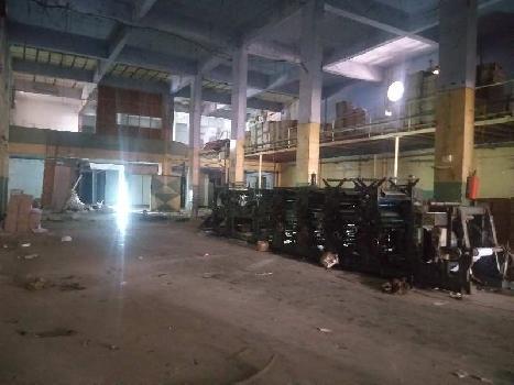 1500 sq..mtr Industrial Factory 200 kv power