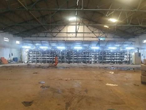 20000 sq.ft Industrial shed Available for Lease