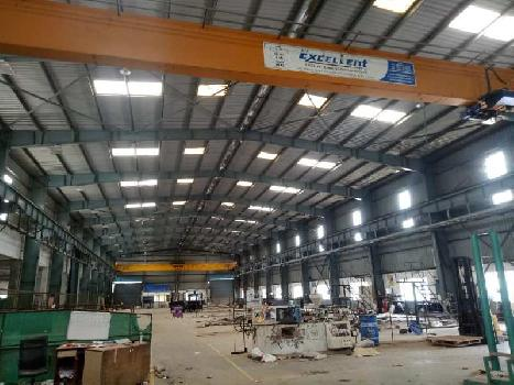 7 Acre Industrial Land 1 Lac Construction For Sell