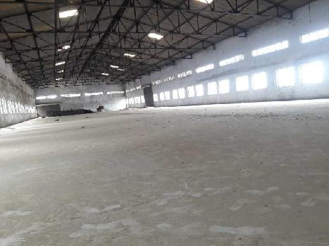 25000 Sq.ft Warehouse Available for Lease