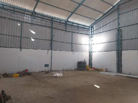 3000 sq.ft Industrial Shed with 50 hp Power Vapi Gidc