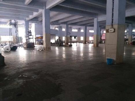 Industrial property Investment with Running Rent