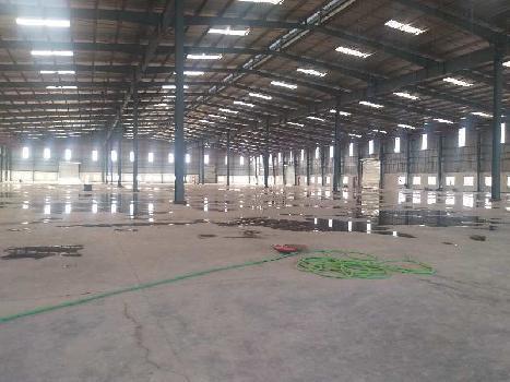 50000 sq.ft Newly Constructed Warehouse Near Vapi Gidc