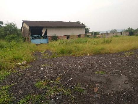 3.5 Acre Industrial N.A land with 30000 Shed 250 kv power