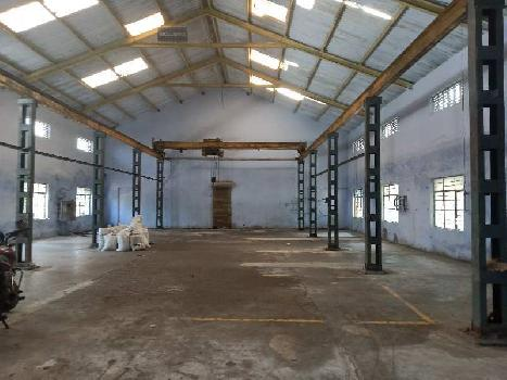 20000 sq.ft Industrial Factory 250 kv power For Lease Prime Location