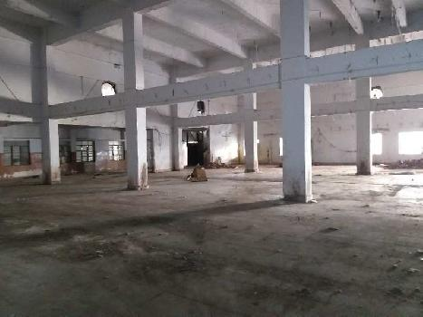 7 Acre Industrial N.A land  with 1.40 lac Sq.ft Construction for Sell