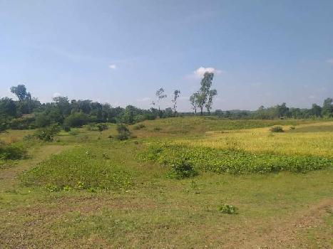 40 Acre Industrial N.A Land for Sell Title Clear at Silvassa