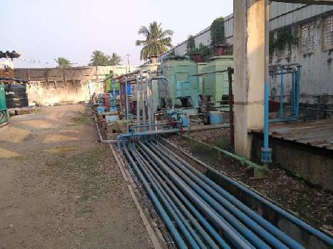 3.50 Acre Industrial N.A land 85000 sq.ft shed 2000 kv power