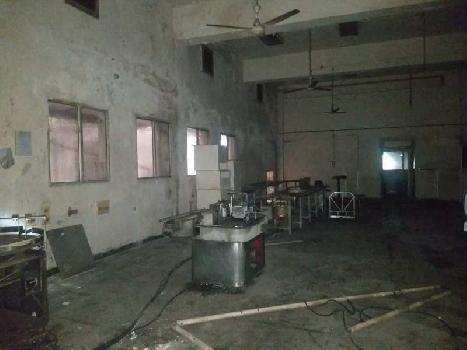 1000 sq.mtr with R.c.c Building 2 Factory's for Sell at Silvassa