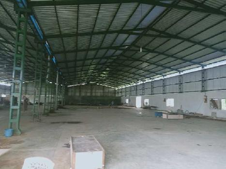 30000 sq.ft Industrial Warehouse at Industrial Estate