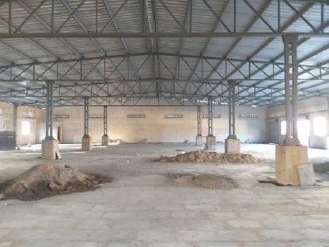 15000 sq.ft Industrial Shed on 1st floor 300 kv power At Prime Location Silvassa