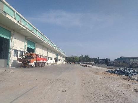 Industrial Land  & Ready Shed Available in chemical Zone at Sarigam Gidc