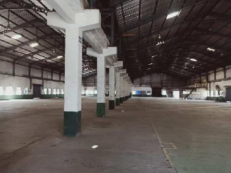 7 Acre Industrial N.A Land 1 lac sq.ft Shed at Silvassa