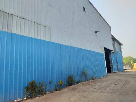 15000 sq.ft Industrial Height Shed Available near N.H 8 Vapi