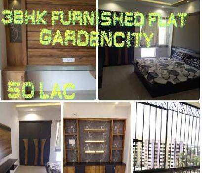 3bhk Furnished Flat for Sell at Gardencity