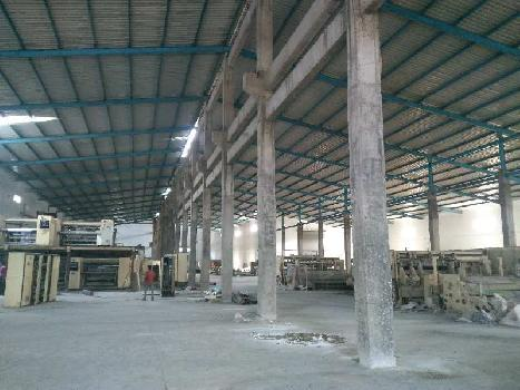 70000 sq.ft Warehouse Available at Prime location of Silvassa