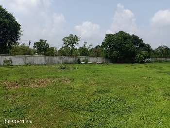 7000 sq.mtr Industrial Land 30000 sq.ft Construction 100 kv power for SEll at Tambadi Valsad
