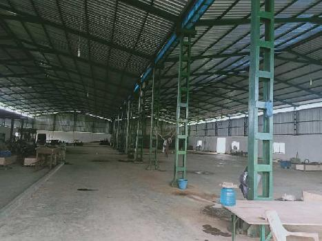 35000 sq.ft Warehouse & Factory Available for SEll & Lease Near Umbergoan