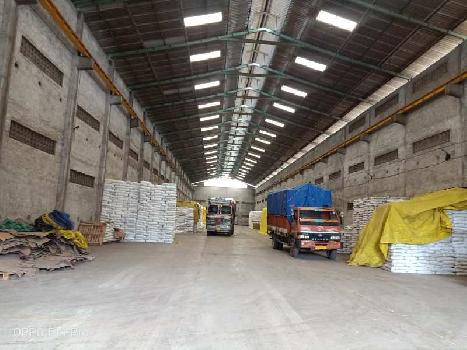 42000 sq.ft Industrial Shed Available at Prime Location at Vapi Gidc