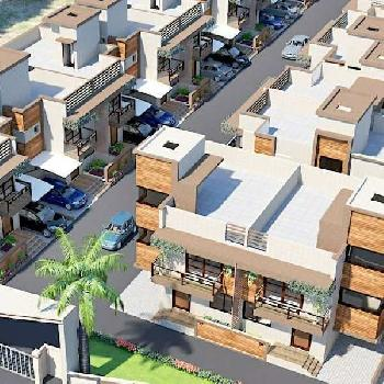 3bhk Row House at Just 60 Lac Near River Front Silvassa