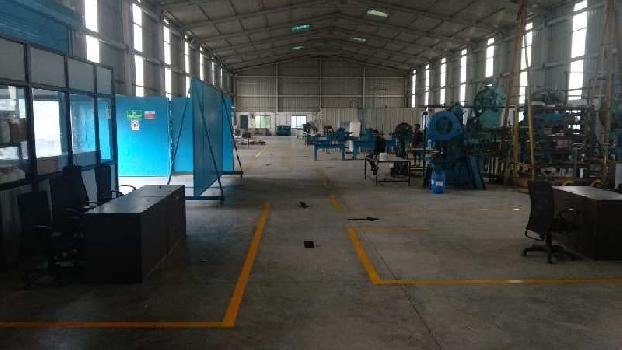 Industrial Property for Sell with Running Rent at Prime Location