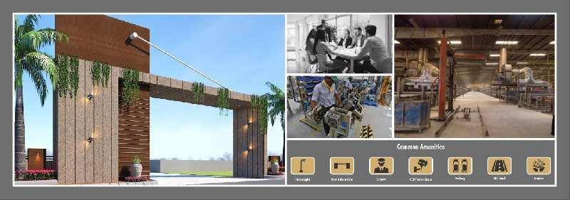 Industrial Park Near Amli just 2 km from silvassa in Gujarat