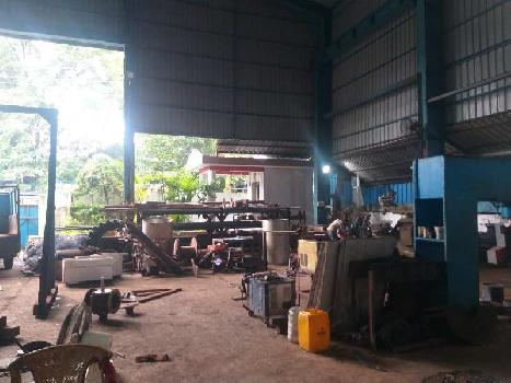 700 sq.mtr Industrial Plot 7000 sq.ft Shed 150 Kv Available for Sell at Masat Industrial Estate