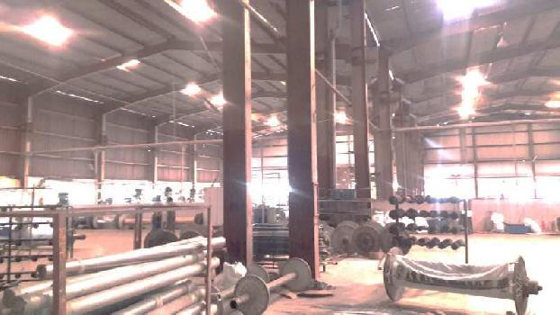 1700 sq.mtr Industrial Shed 500 kv Power for Long Lease at Amli
