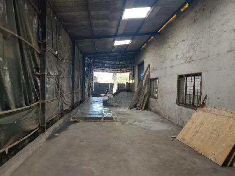 45000 sq.ft Industrial Shed Available at Sarigam Gidc