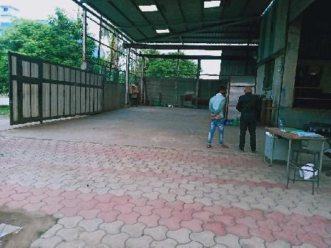 5 Acre Industrial Land 1 Lac sq.ft Shed for Sell at Dadra Prime Location