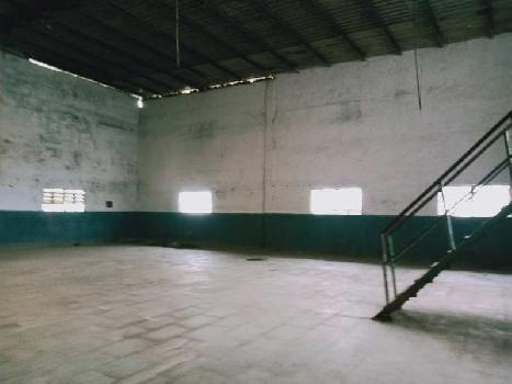 25000 sq.ft Rcc + shed 500 kv power Available at Prime Location of Dadra