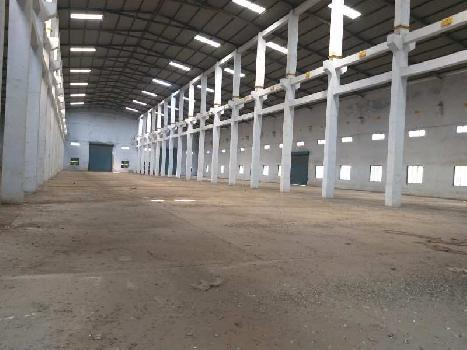 55000 sq.ft Warehouse Available at Daman Prime Location