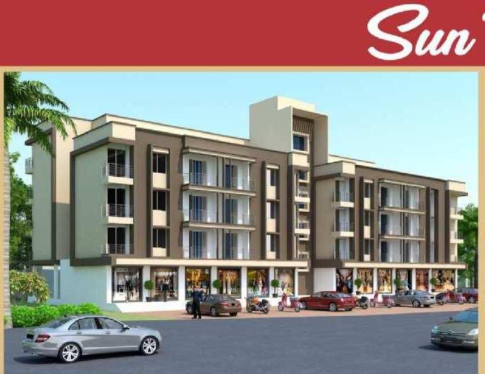 2bhk New Construction at Just 25 Lac & 35 Lac Penthouse at Samarwani Silvassa