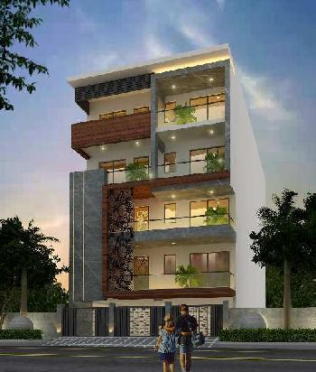 4 BHK Builder Floor For Sale In Rajesh, Sushant Lok
