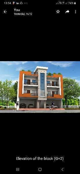 3 BHK Flat with Stilt Parking at affordable price