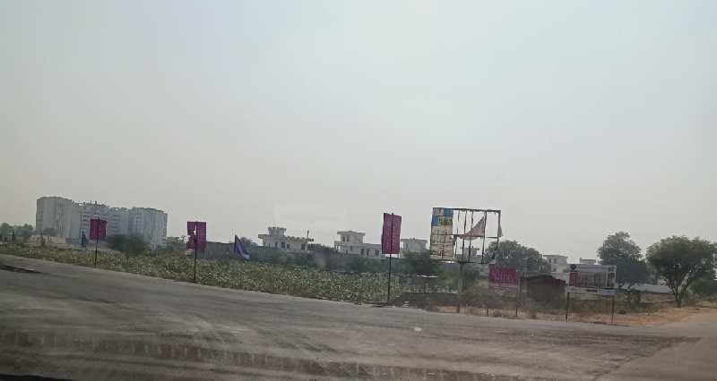 3 BHK Residential Plot for Sale in Ajmer Road, Jaipur