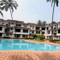 1 BHK Flats & Apartments for Sale in Calangute