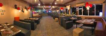 Fully Furnished cafe available on rant at Bhawarkua Indore  9926666043