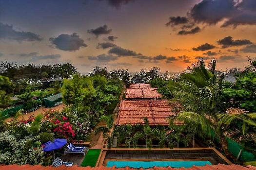 450 Sq. Meter Hotel & Restaurant for Sale in Baga, Goa