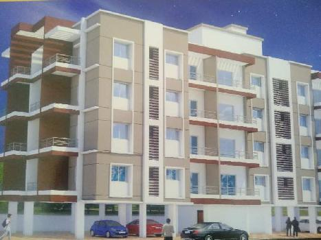2 BHK available with Car Parking in prime location of Dhanori