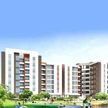 3 BHK Flat at 19.57 Lac